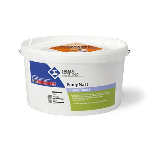 Pittura resistente alle muffe all'acqua per Interni Sigma ...